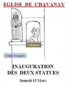 Inauguration - Chavanay