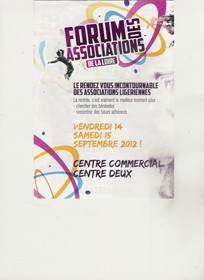 Affiche Forum des associations Saint-Etienne (2)